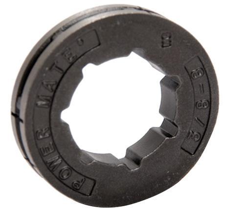 """Anillo cadenas rueda dentada anillo piñón adecuado Stihl ms241 ms261 0.325/"""" 7 zneu 2"""