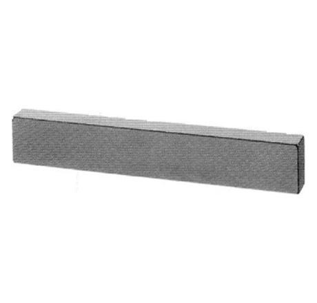 07500210 CUÑA CUADRADA DE ACERO DE 6.4mm.