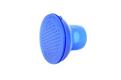 Regadera Para Fregadero Fabricada En Plastico Color Azul