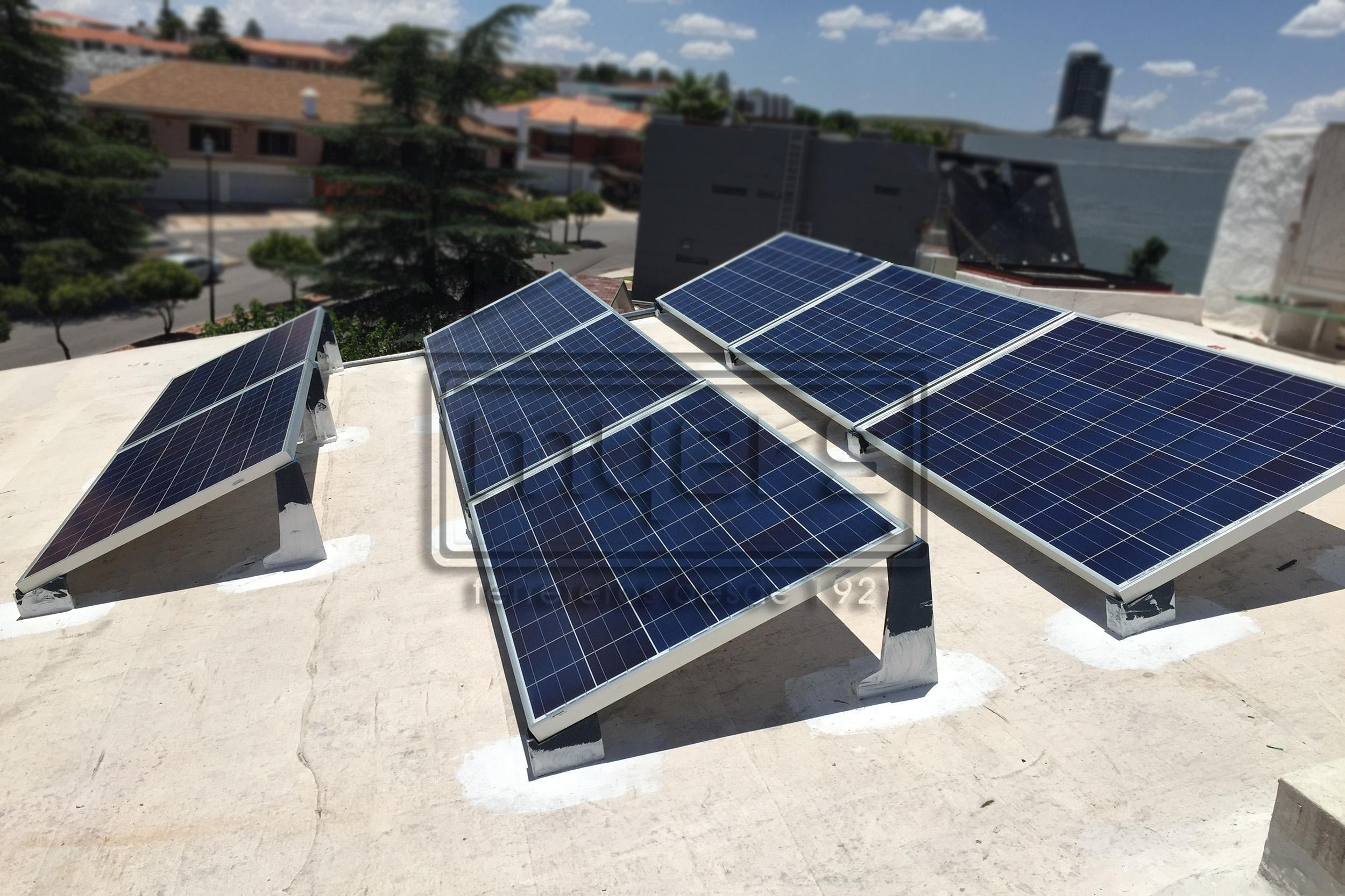 Casas con placas solares com o avano da tecnologia uma - Casas con placas solares ...