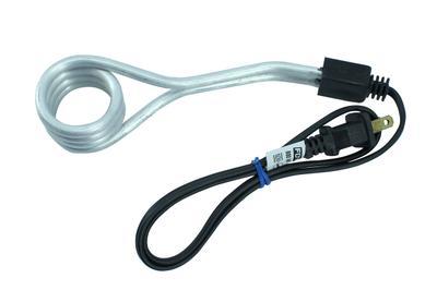 153102 Calentador Electrico Para Agua Portatil Foy 800 Watts