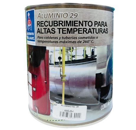 Pinturas y recubrimientos recubrimientos ferreteria - Pintura para aluminio ...