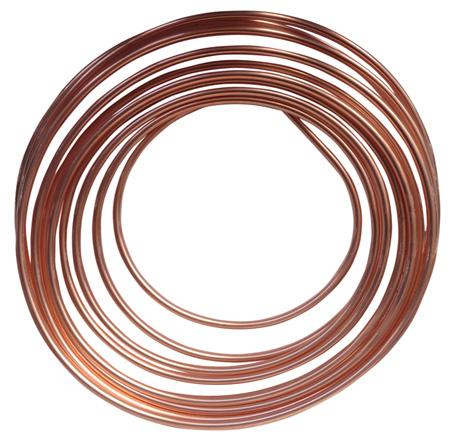 Tubo de cobre precio good tubo de cobre flexible de u - Precio de tuberia de cobre ...