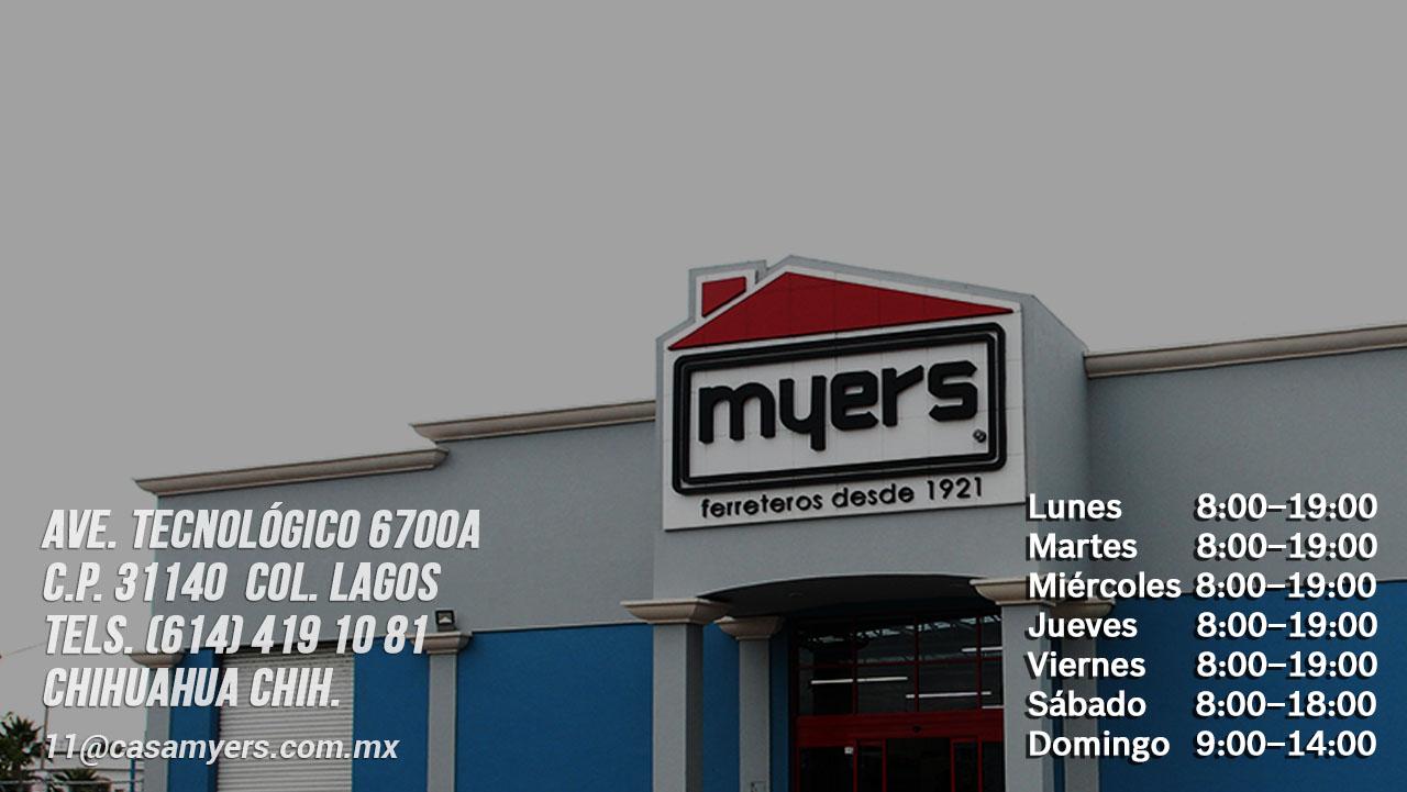 tienda casa myers tecnologico